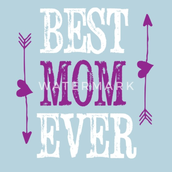 BEST MOM EVER Mom Shirts Birthday Gifts Baby Cap