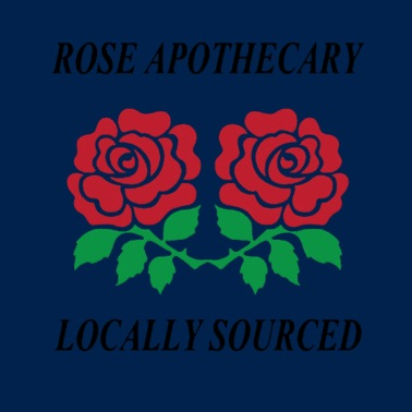 Rose Apothecary logo Men's T-Shirt | Spreadshirt