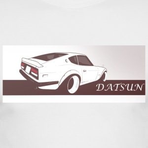 Nissan 240 Datsun - Men's Long Sleeve T-Shirt by Next Level