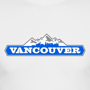 Vancouver! - Men's Long Sleeve T-Shirt by Next Level