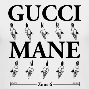 GUCCI MANE (BRR) - Men's Long Sleeve T-Shirt by Next Level