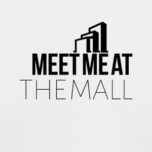 Meet me at the mall - Men's Long Sleeve T-Shirt by Next Level