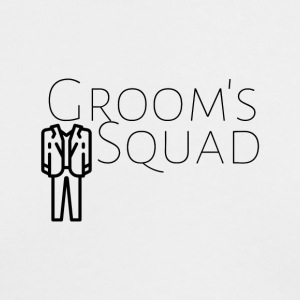 Groom's squad - Men's Long Sleeve T-Shirt by Next Level