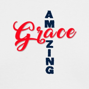 Amazing Grace - Men's Long Sleeve T-Shirt by Next Level