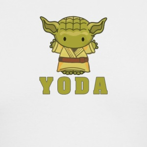 YODA Toddler Yoda Star Wars - Men's Long Sleeve T-Shirt by Next Level