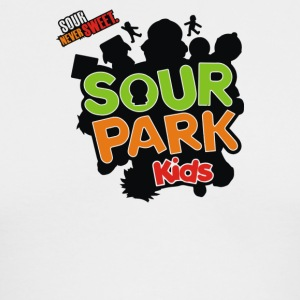 Sour Park Kids - Men's Long Sleeve T-Shirt by Next Level