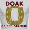 Florida State - Doak Walker Stadium - Men's Long Sleeve T-Shirt by Next Level