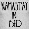 NAMASTAY IN BED - Men's Long Sleeve T-Shirt by Next Level