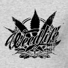 2 WeedLife - Vintage Black - Men's Long Sleeve T-Shirt by Next Level