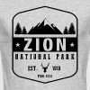 Zion National Park - Men's Long Sleeve T-Shirt by Next Level