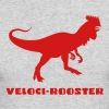 Veloci-Rooster - Men's Long Sleeve T-Shirt by Next Level