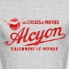 alcyon moto shirt - Men's Long Sleeve T-Shirt by Next Level
