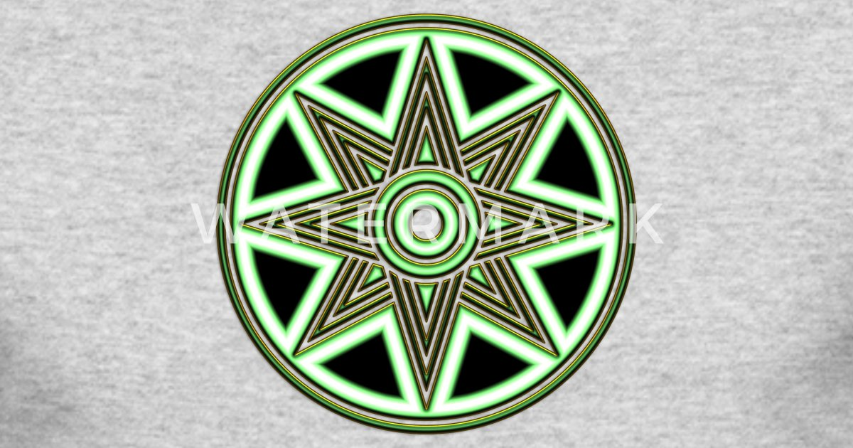 Star Of Ishtar Venus Star 2 Symbol Of The Great Babylonian