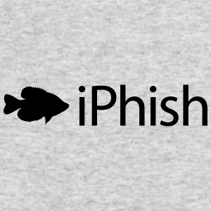 iPhish Crappie - Men's Long Sleeve T-Shirt by Next Level