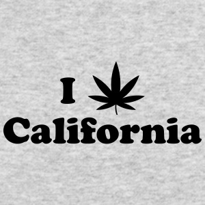 california weed - Men's Long Sleeve T-Shirt by Next Level