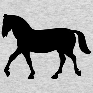 Horse - Men's Long Sleeve T-Shirt by Next Level