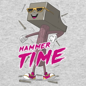 Hammer Time - Men's Long Sleeve T-Shirt by Next Level