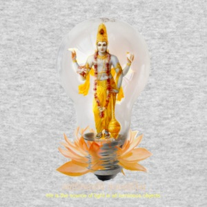 Supersoul Lightbulb - Men's Long Sleeve T-Shirt by Next Level