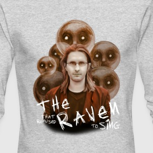 Raven that refused - Men's Long Sleeve T-Shirt by Next Level