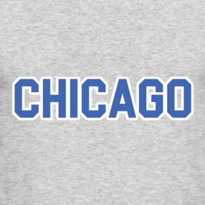 Chicago, Illinois - The Cubs - Men's Long Sleeve T-Shirt by Next Level