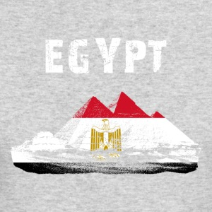 Nation-Design Egypt Gizeh - Men's Long Sleeve T-Shirt by Next Level