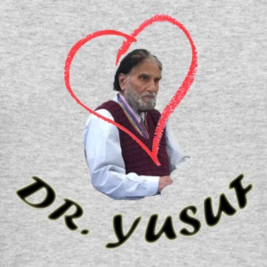 I ♥ Dr. Yusuf - Men's Long Sleeve T-Shirt by Next Level