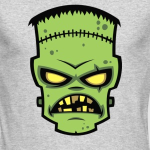 Frankenstein Monster - Men's Long Sleeve T-Shirt by Next Level