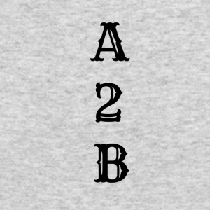 A2B - Men's Long Sleeve T-Shirt by Next Level