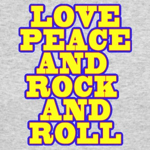 lOVE_pEACE - Men's Long Sleeve T-Shirt by Next Level