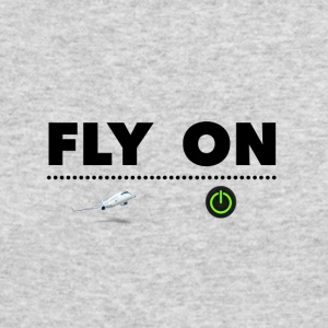Fly - Men's Long Sleeve T-Shirt by Next Level