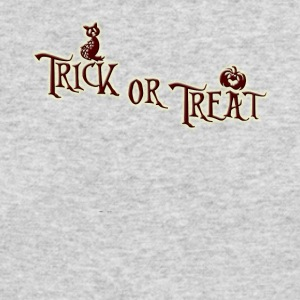 Trick or treat - Men's Long Sleeve T-Shirt by Next Level