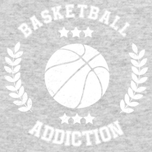 Basketball Addcition Bball Sport Team addicted - Men's Long Sleeve T-Shirt by Next Level