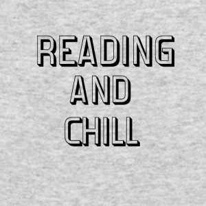 Reading Chill - Men's Long Sleeve T-Shirt by Next Level