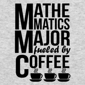 Mathematics Major Fueled By Coffee - Men's Long Sleeve T-Shirt by Next Level