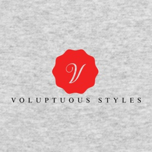 Voluptuous Tees - Men's Long Sleeve T-Shirt by Next Level