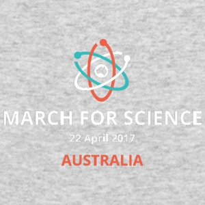 March for Science Australia - Men's Long Sleeve T-Shirt by Next Level