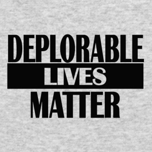 Deplorable Lives Matter - Men's Long Sleeve T-Shirt by Next Level