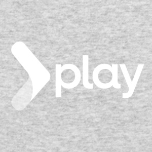 play reverse - Men's Long Sleeve T-Shirt by Next Level