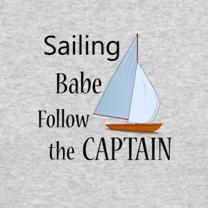 Sailing Babe - Men's Long Sleeve T-Shirt by Next Level