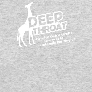 Deep Throat - Men's Long Sleeve T-Shirt by Next Level