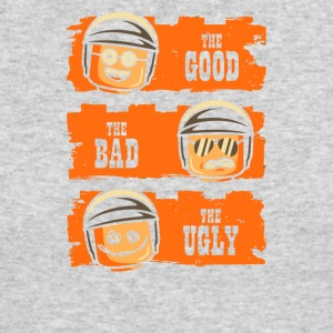 GOOD COP BAD COP UGLY COP - Men's Long Sleeve T-Shirt by Next Level