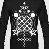 DARK TOTEM 12 - Men's Long Sleeve T-Shirt by Next Level