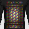 Sequences - Men's Long Sleeve T-Shirt by Next Level