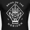 Bring Me The Horizon Diamond Hand - Men's Long Sleeve T-Shirt by Next Level