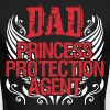 Dad Princess Protection Agent - Men's Long Sleeve T-Shirt by Next Level
