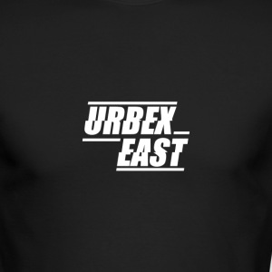 Urbex East Logo - Men's Long Sleeve T-Shirt by Next Level