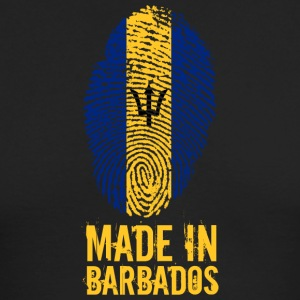 Made In Barbados - Men's Long Sleeve T-Shirt by Next Level