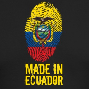 Made In Ecuador - Men's Long Sleeve T-Shirt by Next Level