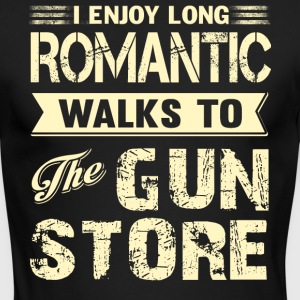 The Gun Store T Shirt - Men's Long Sleeve T-Shirt by Next Level