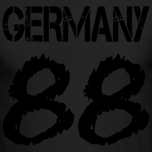 Germany 88 (variable design colors!) - Men's Long Sleeve T-Shirt by Next Level